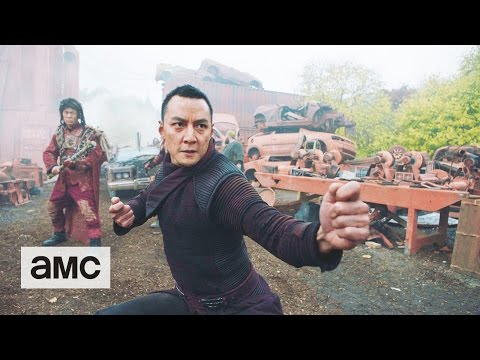Into the Badlands Outnumbered & Unarmed Talked About Scene. Ep. 205
