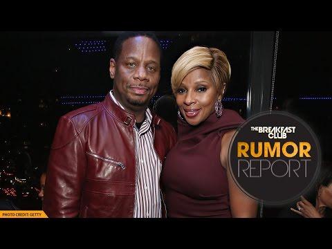 Mary J. Blige Says Kendu Spent Her Money On New Girlfriend