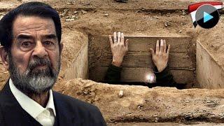 سائق صدام حسين يخرج عن صمته ويكشف اسرار مثيرة عن حفرة العنكبوت واخر مفعله صدام بداخلها من زاره بها
