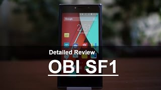Obi Worldphone SF1 - Review