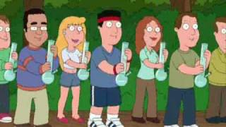 """Family Guy - Stewie and Brian sing the """"Bag of Weed Song"""""""
