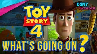 Is TOY STORY 4 In Danger Of Being DELAYED AGAIN?  - Disney News - 1/23/18