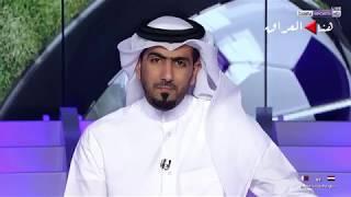 السلام الوطني وكلام المقدم القطري في بي ان سبورت