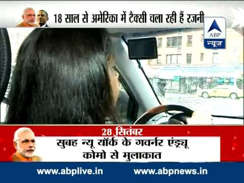 Meet the first Indian woman taxi driver in New York