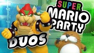 TEAMING WITH BOWSER