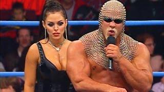 (720pHD): WCW Nitro 11/06/00 - Midajah & Scott Steiner Segment (feat. Sting)