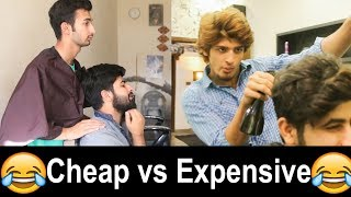 Cheap vs Expensive Barber in Pakistan   Funny Video