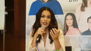 Iza Calzado reacts about the film's BLISS X-rating