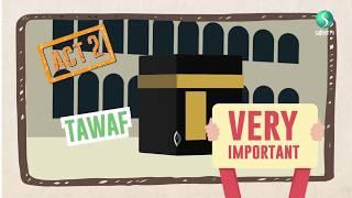 Hajj Episode 4 - Umrah At-Tamattu