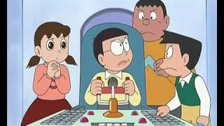 Doraemon 2005 02 18 1783 Al espacio en el cohete de Nobita