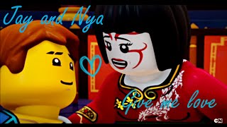 LEGO Ninjago | Jay♥Nya | Give me love