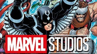 CASTING THE INHUMANS FOR THE MARVEL CINEMATIC UNIVERSE