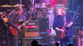 The Allman Brothers Band - Southbound, Chicago, August 21, 2013