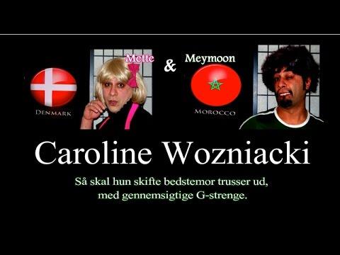 Xxx Mp4 Mette Og Meymoon 09 Caroline Wozniacki Marco Brando Rejaie 3gp Sex