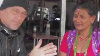 Healing of Hindu Nepali Caught on Camera 04-16-2015