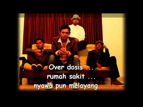 Bondan Prakoso and Fade 2 black   Narkoba lyric