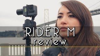 ZHIYUN RIDER M | BEST MOUNTABLE GOPRO GIMBAL | review | atolavisuals