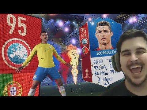 Xxx Mp4 TIREI O CRISTIANO RONALDO NO PACK OPENING DA COPA FIFA 18 Ultimate Team 3gp Sex