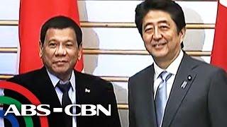Bandila: Japan, magpapahiram ng military training aircraft sa Pilipinas