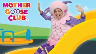 NEW | Playing on the Playground Song | Songs for Children | Mother Goose Club Kid Songs + Baby Songs