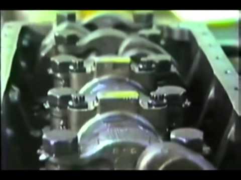 Cummins NTA 855 Desmontagem e Montagem parte 05