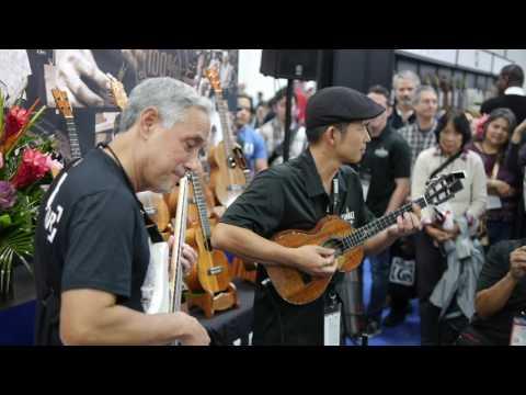 Come Together Beatles Jake Shimabukuro w Jay Molina