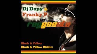 Wiz Khalifa - Black And Yellow Reggae Remix Dj Dopy, Franky P and Reggaesta