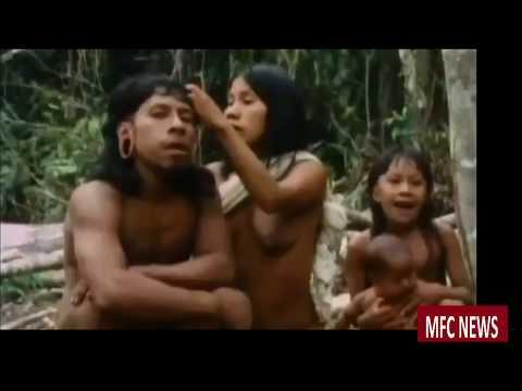 [देख के हैरान हो जाओगे] जंगल में लोग इस तरह रहते है बिना कपड़ो के