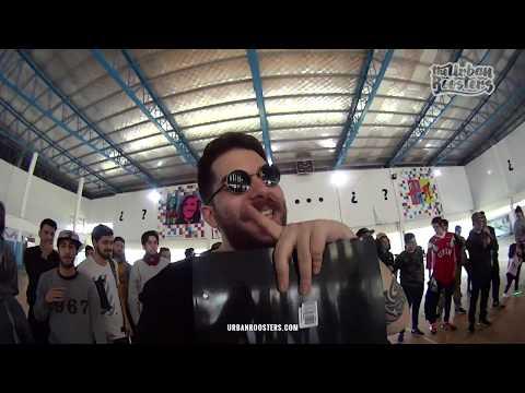 DTOKE vs PAPO FMS Argentina Jornada 6 OFICIAL BATALLA APLAZADA Temporada 2018 2019
