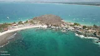Ixtapa Zihuatanejo Mexico mavic 4k drone 2018