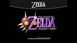 Majora's Mask - 15 Kamaro's Dance
