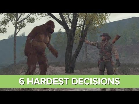 Xxx Mp4 The 6 Hardest Decisions In Games That You 39 Ll Get Wrong Either Way 3gp Sex