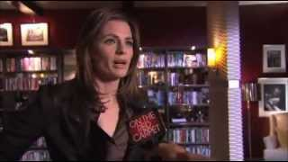 Stana Katic and Nathan Fillion interview