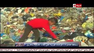الحياة في مصر   محافظ القاهرة يقرر توقيع غرامات فورية على إلقاء القمامة بالطريق