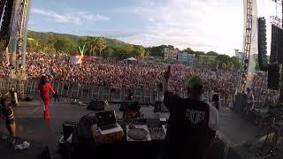 T.O.K No Man Live along side Dj Pekeño, Jamming Summer Festival 2017