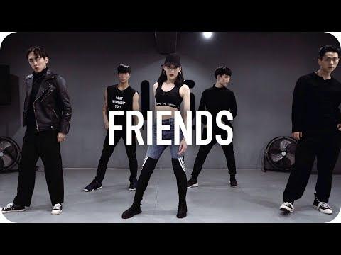 FRIENDS - Marshmello & Anne-Marie  Tina Boo Choreography