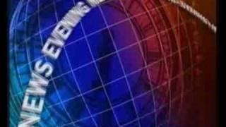 ITV Evening News - Monday 22nd January 2001