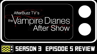 The Vampire Diaries Season 8 Episode 5 Review & After Show | AfterBuzz TV