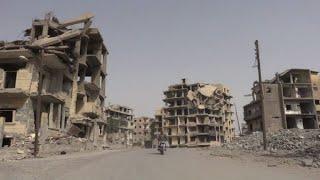 Retaken but not rebuilt: Syria