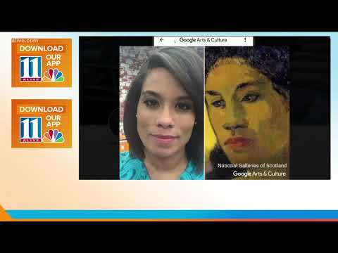Xxx Mp4 Our Crew Tried The New Google Art Selfie Match 3gp Sex
