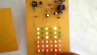 مشاريع اردوينو - الاضواء واللدات | Arduino Project
