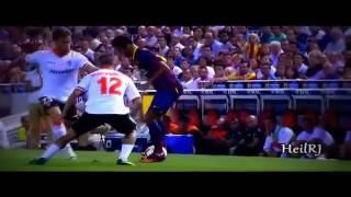 Những kỹ thuật qua người của Neymar