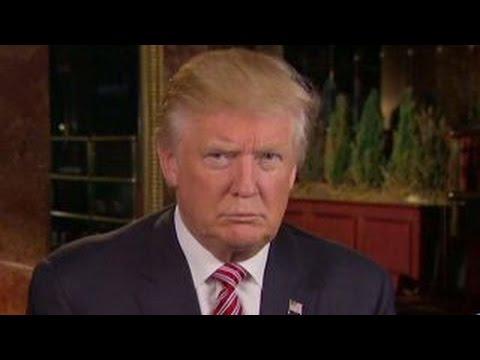 Donald Trump responds to President Obama s criticism