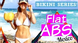 How to Get Bikini Abs | Rebecca Louise
