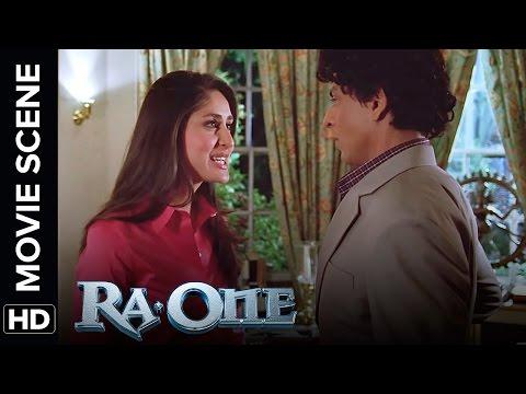 Xxx Mp4 Kareena Kapoor Get Abusive With Shah Rukh Khan RA One Movie Scene 3gp Sex