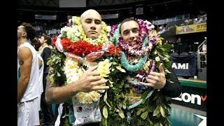 Hawaii Warrior Men's Volleyball 2018 - Rematch: #6 Hawaii Vs #1 LBSU