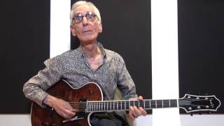 Pat Martino - The use of repetition (Lesson Excerpt)