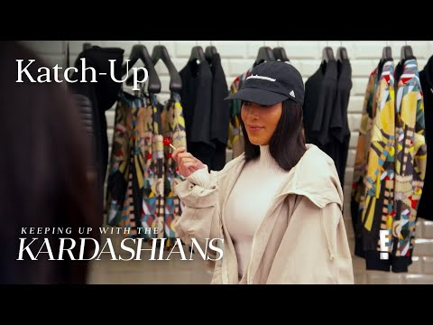 Keeping Up With the Kardashians Katch Up S13 EP.8 E