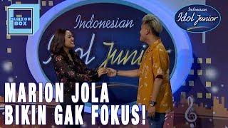 RIZKY FEBIAN SALFOK DENGAN MARION JOLA! | JUNIOR BOX