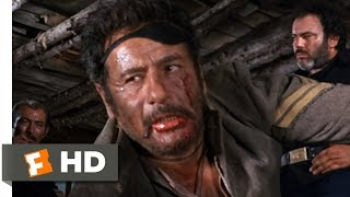 The Good, the Bad and the Ugly (9/12) Movie CLIP - Tuco is Tortured (1966) HD